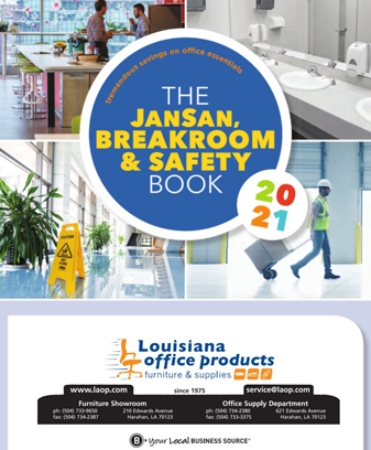Click Here for 2021 JanSan Breakroom and Safety Book