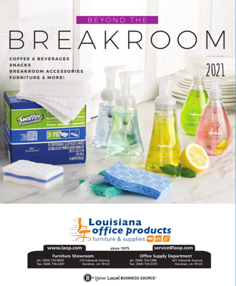 Click Here for 2021 Beyond the Breakroom Catalog