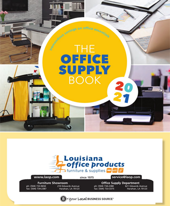 Click Here for The Office Supply Book Flyer